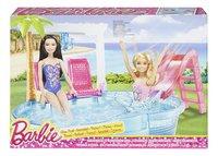 Barbie piscine-Avant