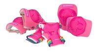 Nijdam beschermset voor kinderen 3D Rainbow S-Vooraanzicht