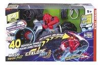 Maisto motor RC Cyklone Drift-Vooraanzicht