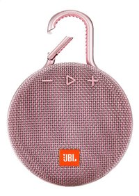 JBL bluetooth luidspreker Clip 3 roze-Vooraanzicht