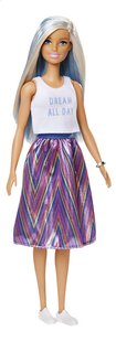 Barbie mannequinpop Fashionistas Original 120 - Dream All Day-Vooraanzicht