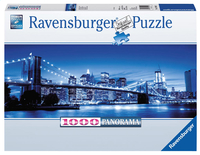 Ravensburger puzzle New York illuminé