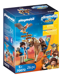 PLAYMOBIL The Movie 70072 Marla met paard-Linkerzijde