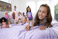 Barbie poupée mannequin  Fashionistas Petite 112 - Tie Dye Dreamer-Image 1