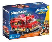 PLAYMOBIL The Movie 70075 Del's Food truck-Linkerzijde