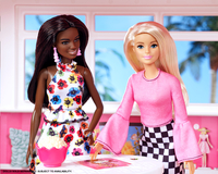 Barbie poupée mannequin  Fashionistas Original 104 - Checkered Chick-Image 1