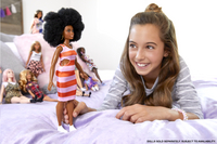 Barbie mannequinpop Fashionistas Curvy 105 - Bold Stripes-Afbeelding 1