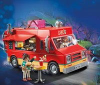 PLAYMOBIL The Movie 70075 Food Truck de Del-Image 1