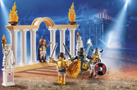 PLAYMOBIL The Movie 70076 Empereur Maximus et Colisée-Image 1