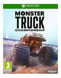 Xbox One Monster Truck Championship NL/FR-Vooraanzicht