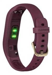 Garmin activiteitsmeter Vivosmart 4 S/M violet-Achteraanzicht