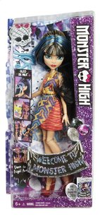 Monster High mannequinpop Dance the Fright Away Cleo de Nile-Vooraanzicht