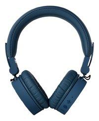 Fresh 'n Rebel casque Bluetooth Caps indigo-Avant