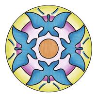 Ravensburger Original Mandala-Designer Flowers & Butterflies-Image 2