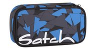 Satch plumier Schlamperbox Blue Triangle
