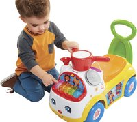 Fisher-Price porteur-pousseur Little People Ultimate Music Parade Ride-on-Image 2