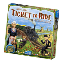 Ticket to Ride: Nederland-Rechterzijde
