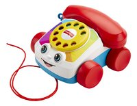 Fisher-Price Chatter Telephone-Côté droit
