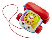 Fisher-Price Chatter Telephone-Vue du haut