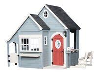 Backyard Discovery houten speelhuisje Spring Cottage-Vooraanzicht