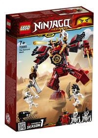 LEGO Ninjago 70665 De Samoerai Mech-Linkerzijde