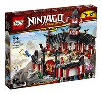LEGO Ninjago 70670 Het Spinjitzu klooster-Linkerzijde