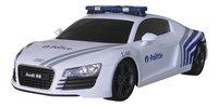 XQ voiture RC Audi R8 Police belge