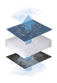 Lafuma Relaxzetel Transabed XL Plus Air Comfort taupe-Artikeldetail