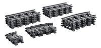 LEGO City 60205 Treinrails-Vooraanzicht