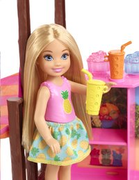 Barbie speelset Chelsea Tiki hut-Artikeldetail