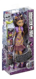 Monster High poupée mannequin Dance the Fright Away Clawdeen-Côté gauche