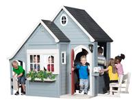 Backyard Discovery houten speelhuisje Spring Cottage-Afbeelding 1