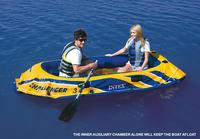 Intex bateau gonflable Challenger 3-Image 2