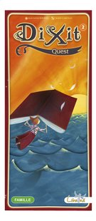 Dixit extension 2 : Quest