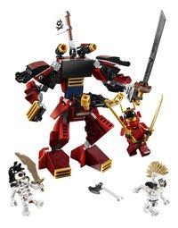 LEGO Ninjago 70665 De Samoerai Mech-Vooraanzicht