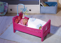 BABY born lit avec mobile-Image 2