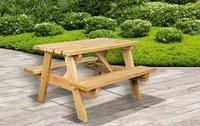 Table de pique-nique pour enfants Fabula-Image 1