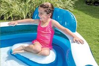 Intex piscine Family Lounge Pool Swim Center-Image 1