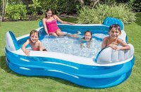Intex piscine Family Lounge Pool Swim Center-Image 2