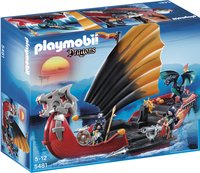 Playmobil Dragons 5481 Drakenslagschip