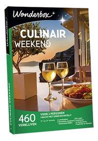 Wonderbox Culinair Weekend-Vooraanzicht