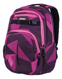 Nitro sac à dos Chase Fragments Purple
