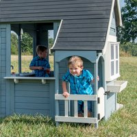 Backyard Discovery houten speelhuisje Spring Cottage-Afbeelding 2