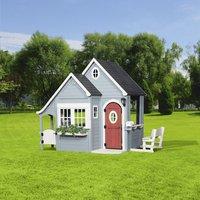 Backyard Discovery houten speelhuisje Spring Cottage-Afbeelding 3
