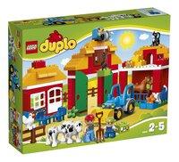 LEGO DUPLO 10525 Grote boerderij-commercieel beeld