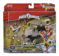 Set Power Rangers Mixx N Morph Dino Charge Gold Ranger en Ptera Zord