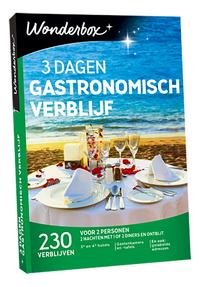 Wonderbox 3 dagen Gastronomisch Verblijf-Vooraanzicht