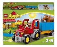 LEGO DUPLO 10524 Le tracteur de la ferme-Avant