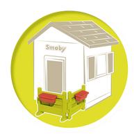 Smoby uitbreiding voor speelhuisjes Neo Jura Lodge, My Neo House en Chef House - Tuintje-Artikeldetail