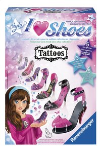 Ravensburger So Styly I Love Shoes Tattoos